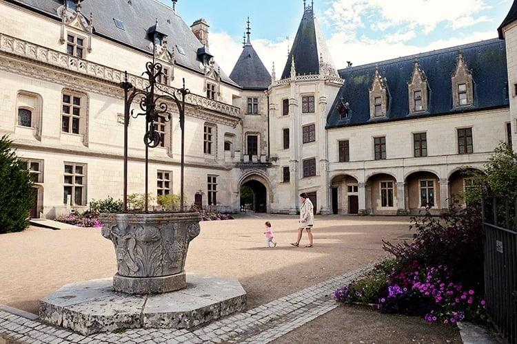 Chaumont-sur-Loire Château
