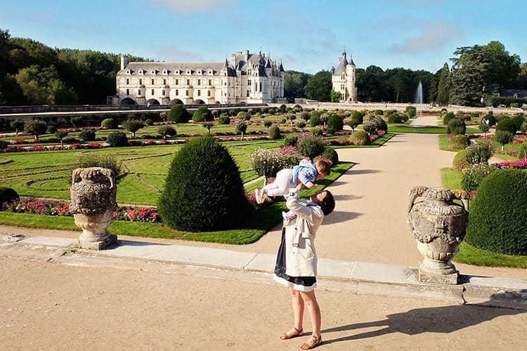 Chenonceau Castle 1