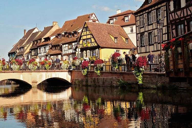 Colmar, Alsace region, France