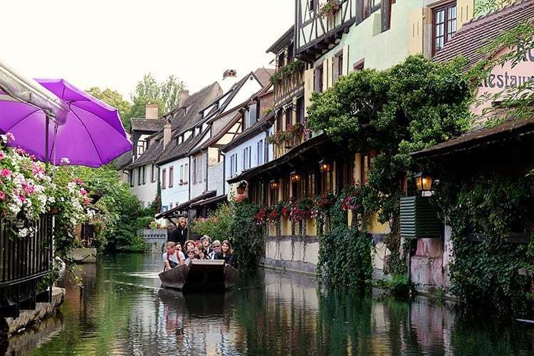 Colmar, Alsace towns, France