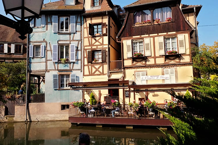 What to do in Colmar Alsace France
