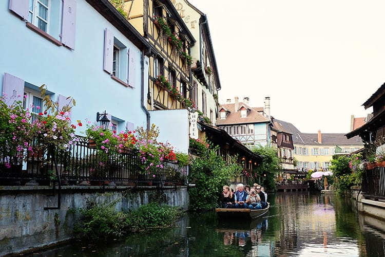 Colmar Little Venice of France