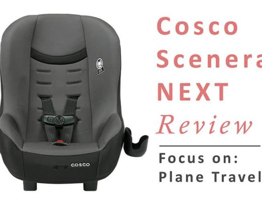Cosco Scenera NEXT Review