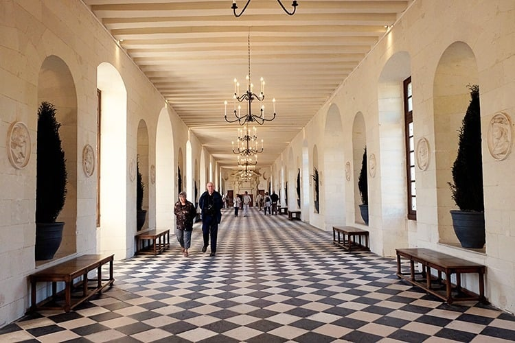 Gallery of Chateau Chenonceau