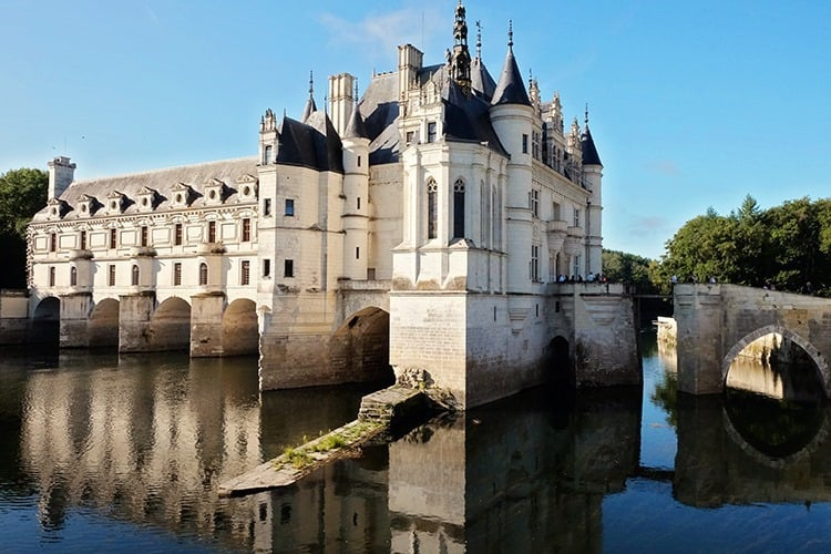 History of Chateau Chenonceau Loire Valley France