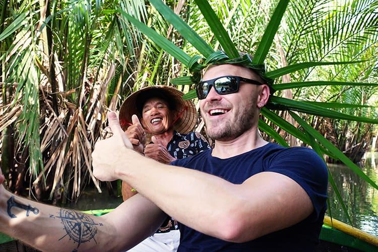 Hoi An Basket Boat Tour Vietnam
