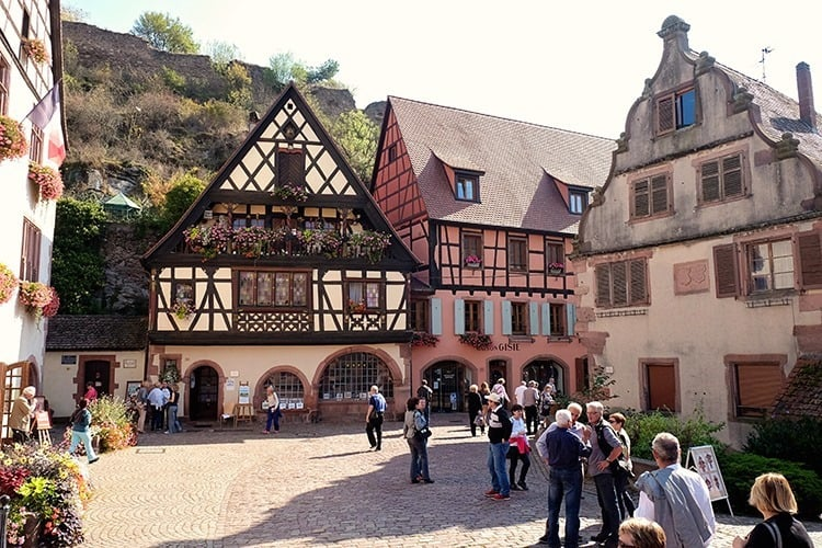 Kaysersberg Village in France