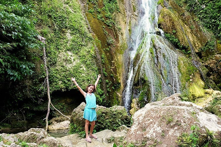Mele Cascades Vanuatu