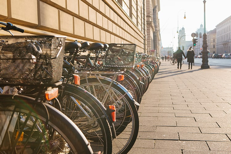 Munich by Bike