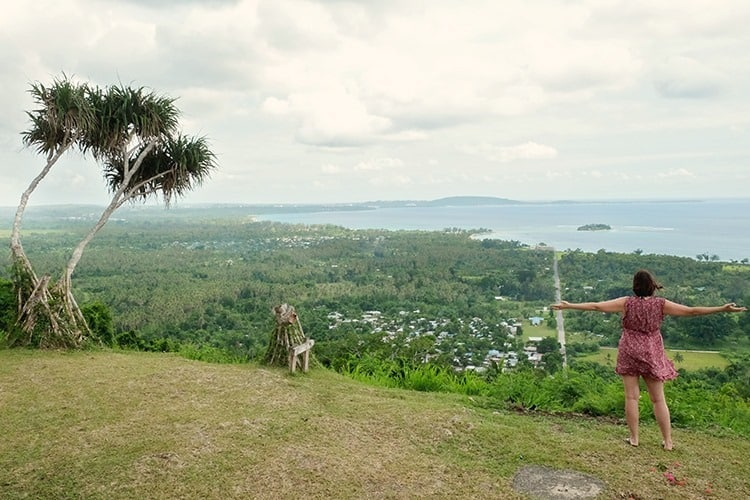 Port Vila Lookout