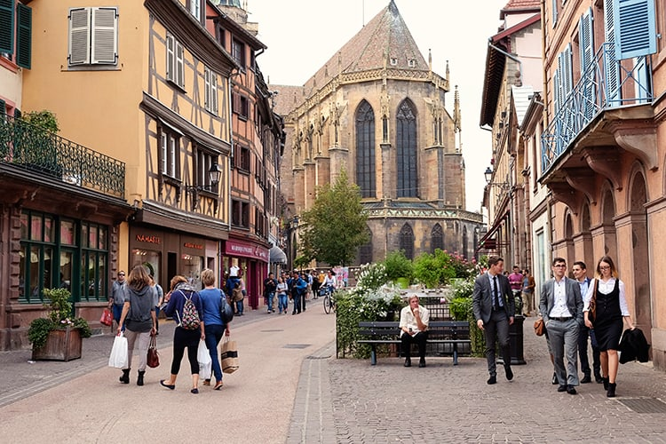 Top Things to do in Colmar France