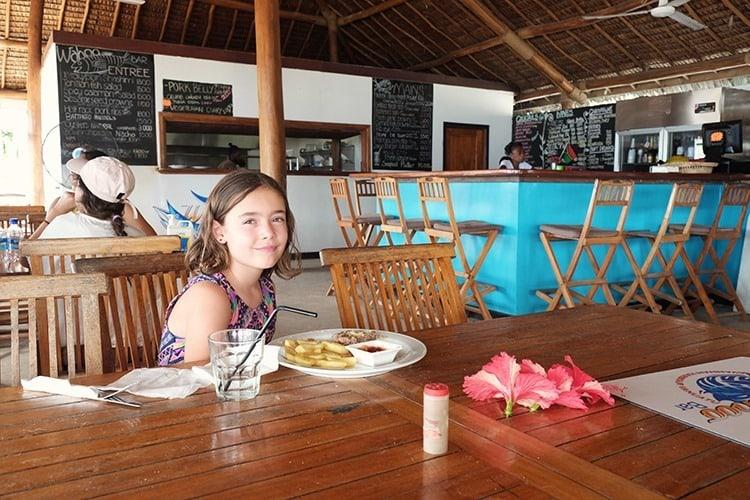 Wahoo Bar Efate Island