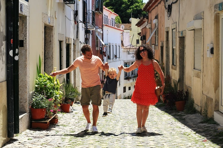 Lisbon Portugal with Kids