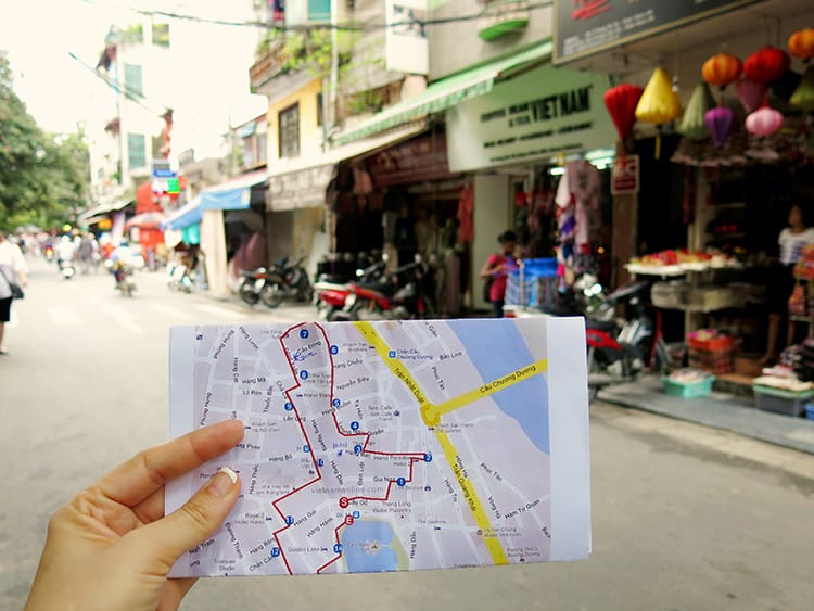 Plan your Hanoi Trip