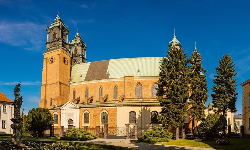 Cathedral Basilica of St. Peter and St. Paul Pozan