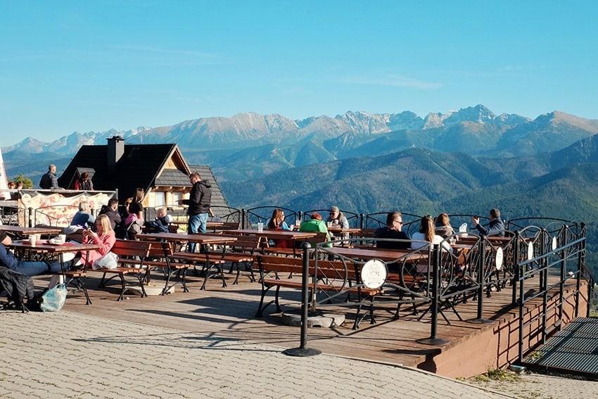 Gubałowka Mountain