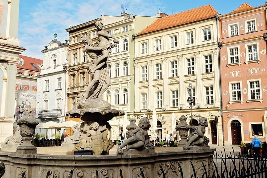 Old Town Poznań