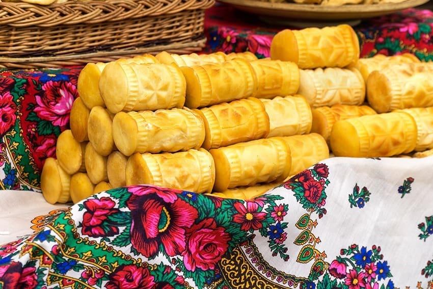 Oscypek Cheese Zakopane Poland