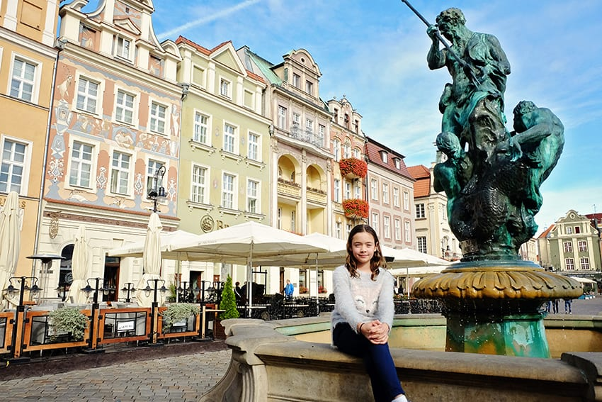 What to do in Poznan Old Town Poland