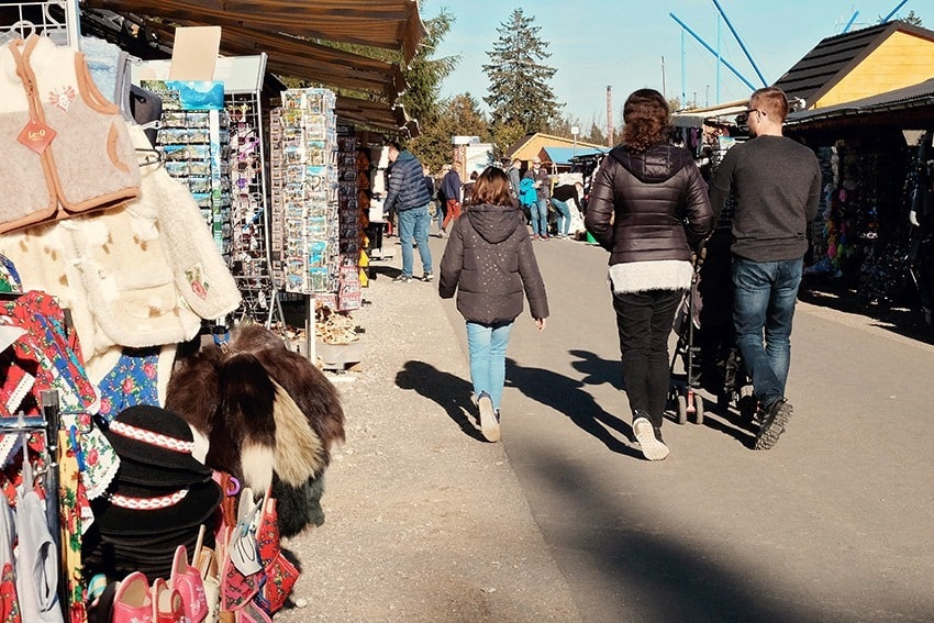 What to do in Zakopane with Kids