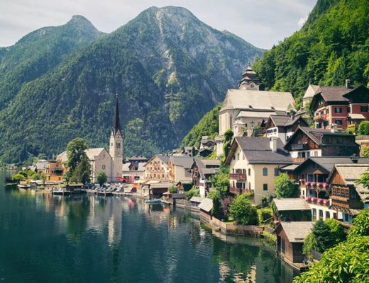 Where is Hallstatt Salt Mine?