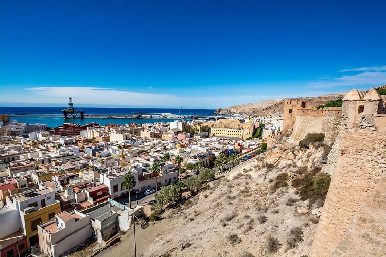 Almeria Spain, Spanish Coastal Cities