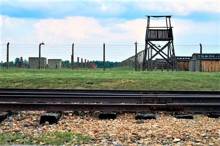 Auschwitz - day trips from Krakow
