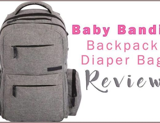 Baby Bandit Diaper Bag Review