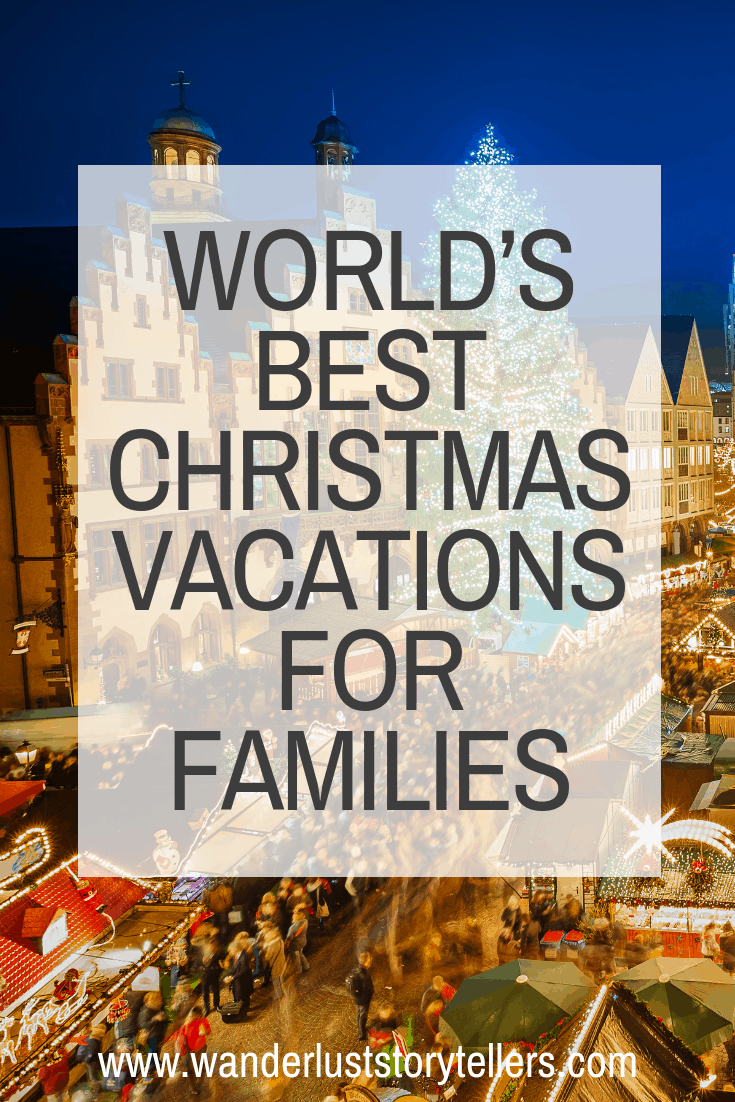 Best Christmas Family Holiday Ideas