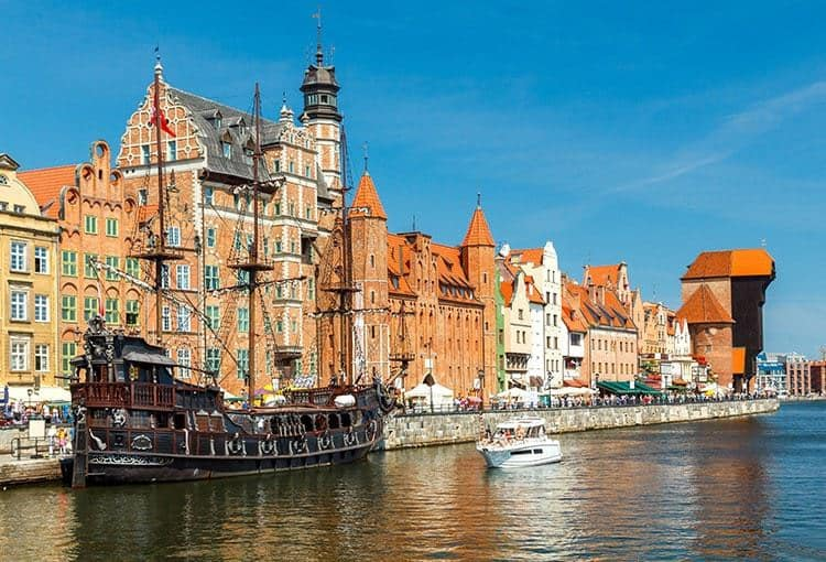 Best things to do in Gdanks Poland