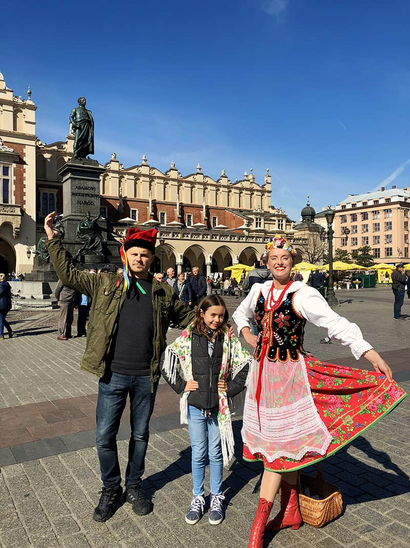 Best time to Visit Krakow Poland