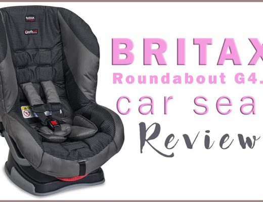 Britax Roundabout G4 1 Convertible Car Seat Review