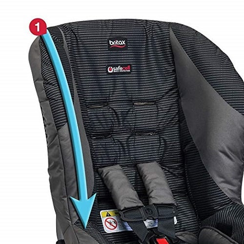Britax Roundabout G4 1 Convertible Car Seat