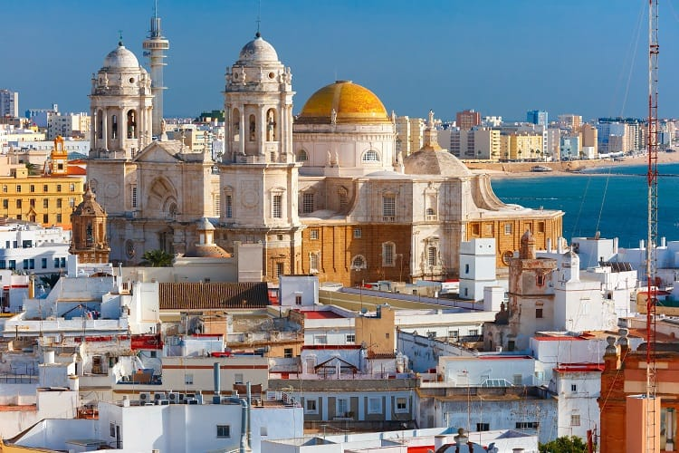 Cadiz Spain, Spanish Coastal Cities