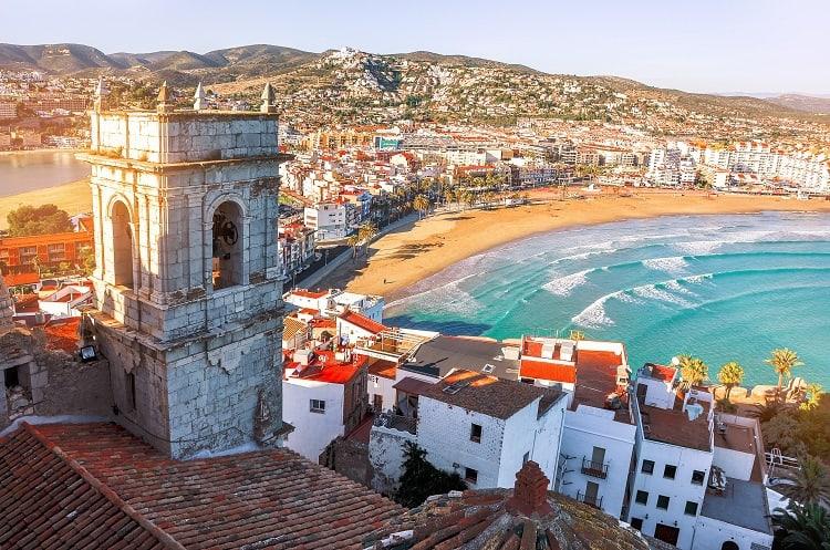 Castellon Spain, Spanish Coastal Cities