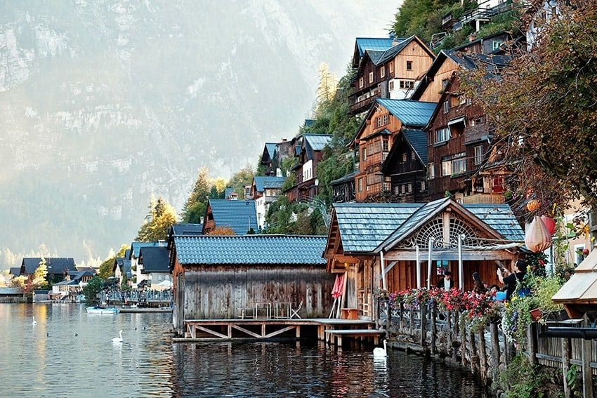 Day Trip to Hallstatt