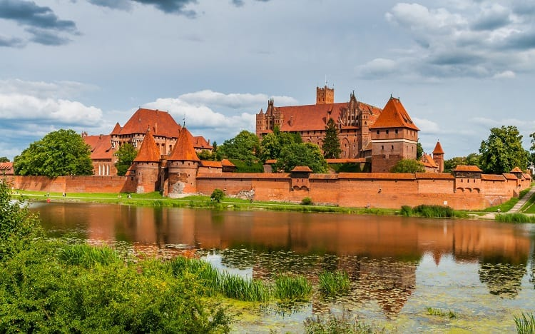 Day trips from Gdansk - Malbork Castle