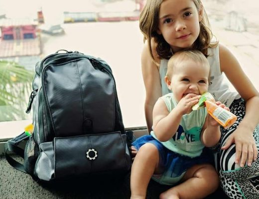 Dadgear Backpack Diaper Bag Review