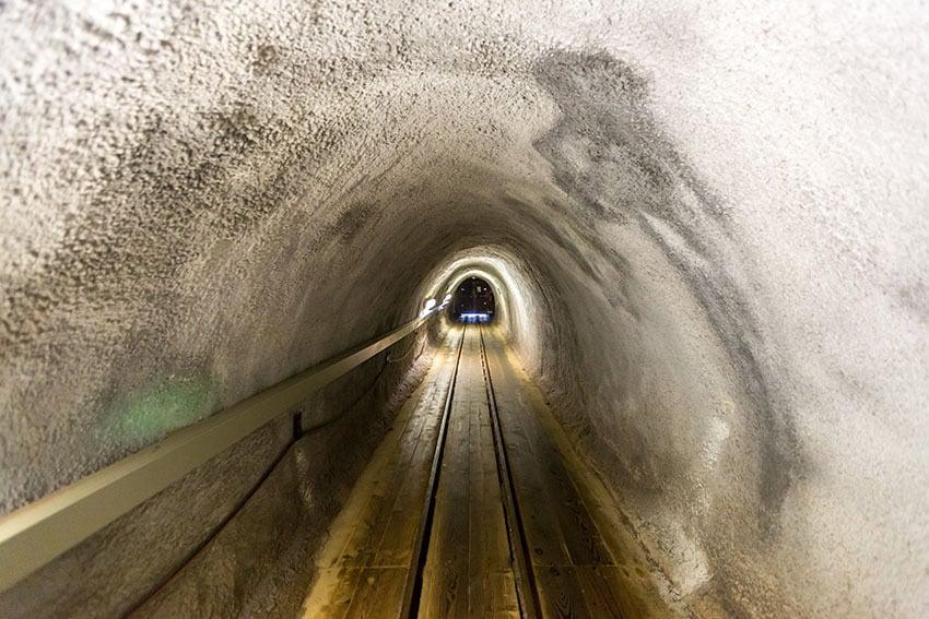 Hallstatt Salt Mine Austria