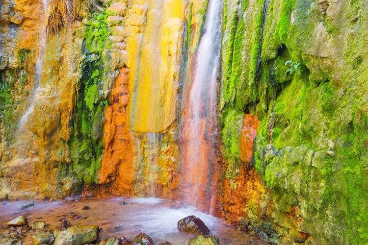 La Palma Spain Waterfalls