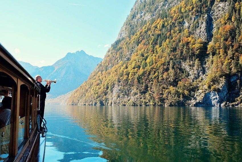 Lake Königsee boat trip