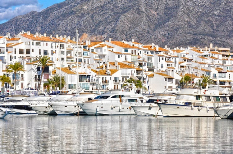 Marbella Spain, Spanish Coastal Cities