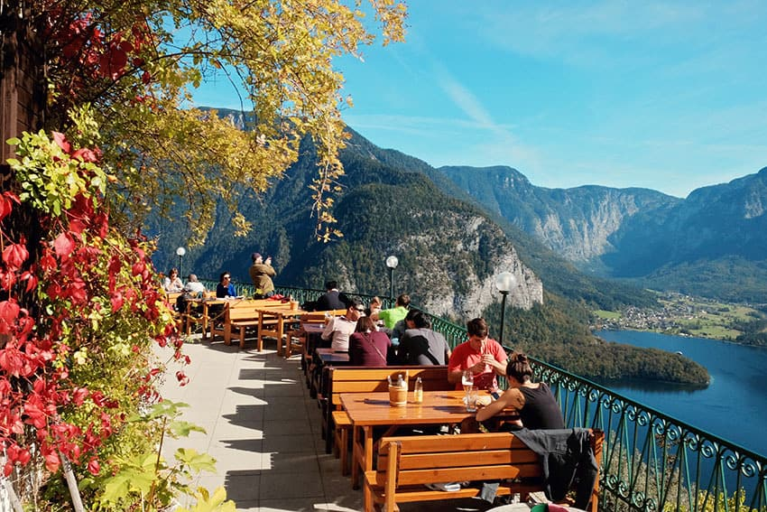 What to do in Hallstatt Austria