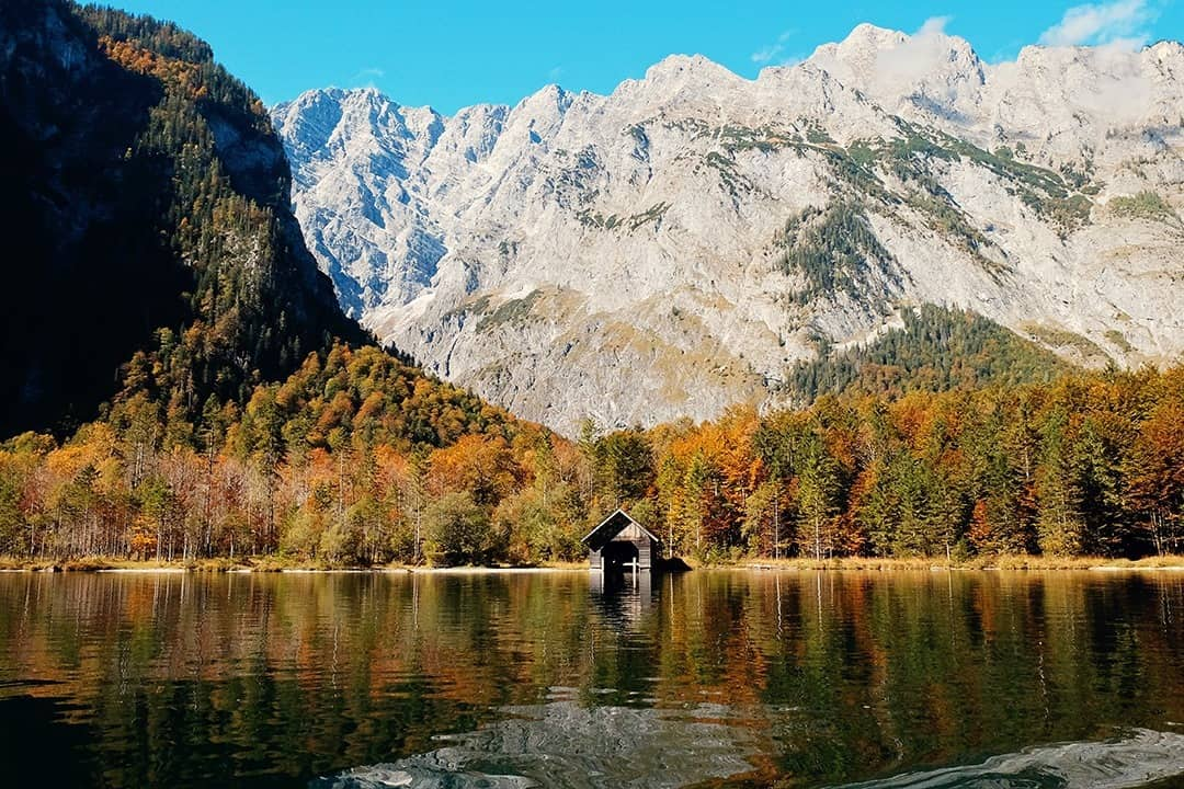 Things to do in Lake Konigssee Berchesgarten Bavaria Germany