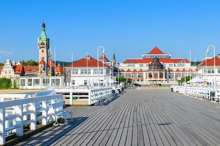 Things to see near Gdansk - Sopot