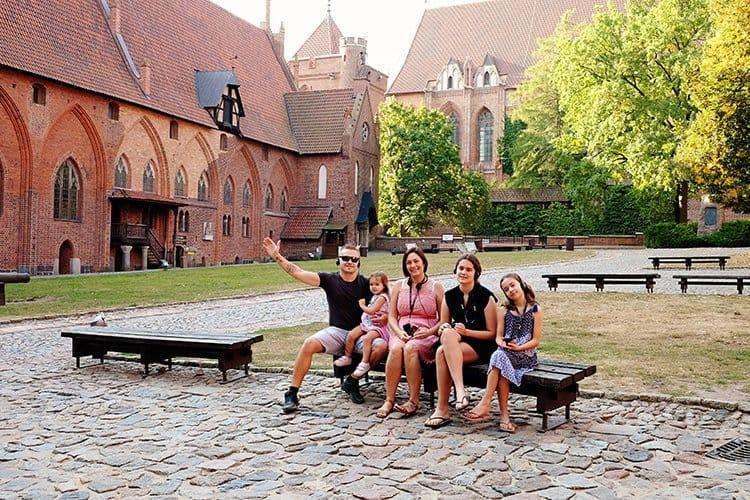 Visit Malbork Castle Museum in Poland