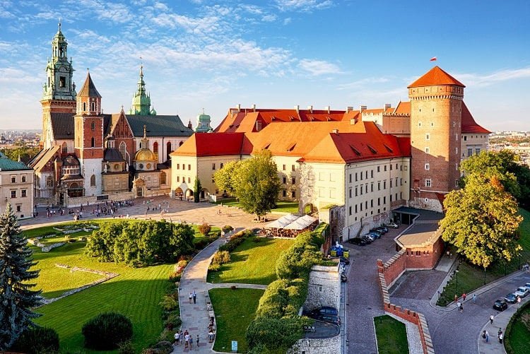 Wawel Castle - The best things to do in Krakow.