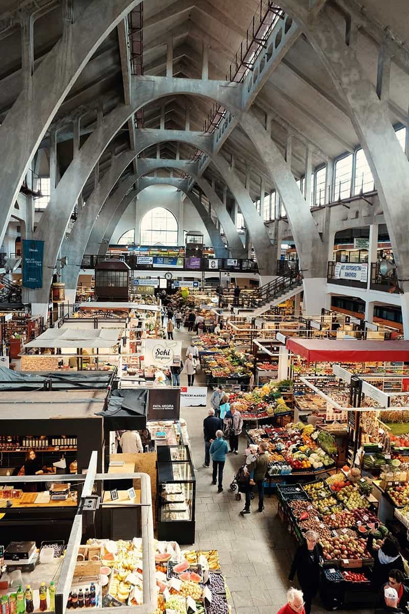 What to do in Wroclaw - Visit Market Hall Hala Targowa