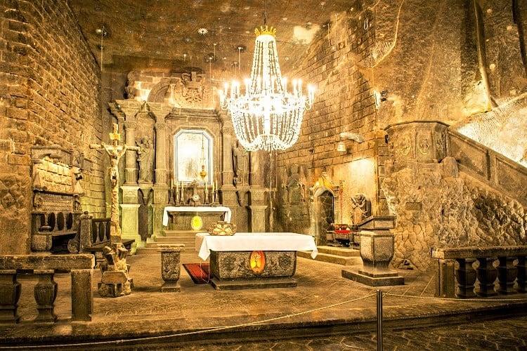 Wieliczka Salt Mines - A Day Trip from Krakow