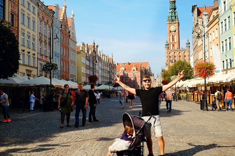 top things to do in gdansk poland -Stroll down Long Market Stree